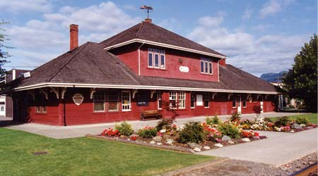 Cowichan Valley Museum - Attraction - 130 Canada Avenue, Duncan, BC